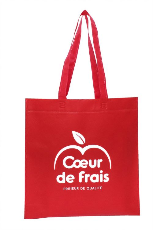 shopping bag bag advertising reusable bag