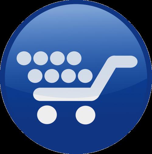 shopping cart shopping ecommerce