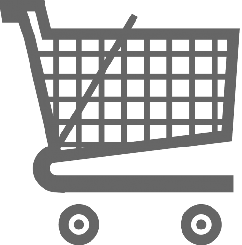 shopping cart cart ecommerce