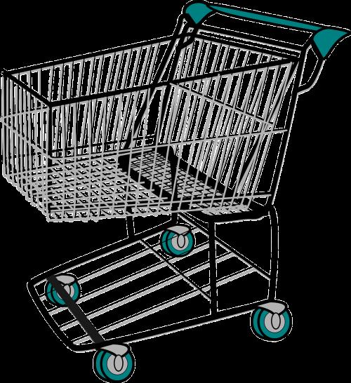 shopping cart cart shopping