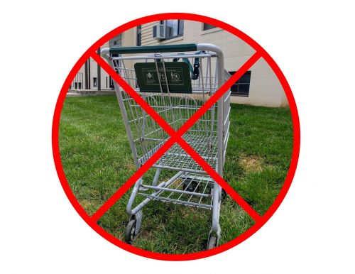 shopping cart grocery cart