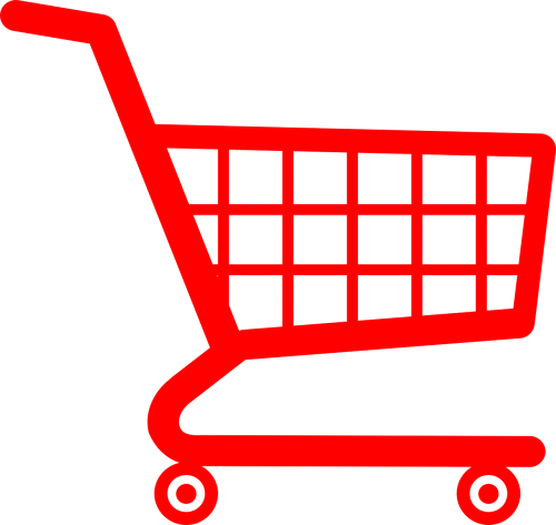 shopping cart purchase market