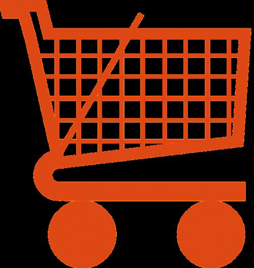 shopping cart buy shopping