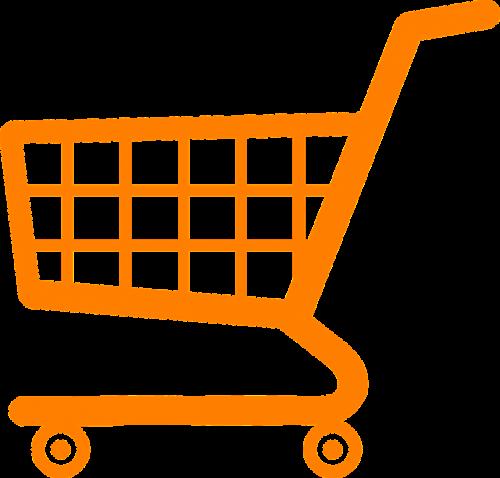 shopping cart caddy shopping trolley