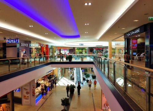 shopping centre market hall hall