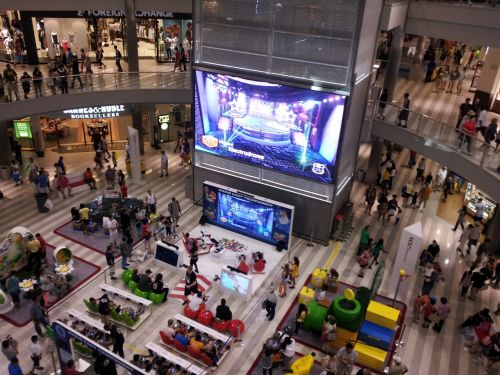 shopping mall mall of america video game