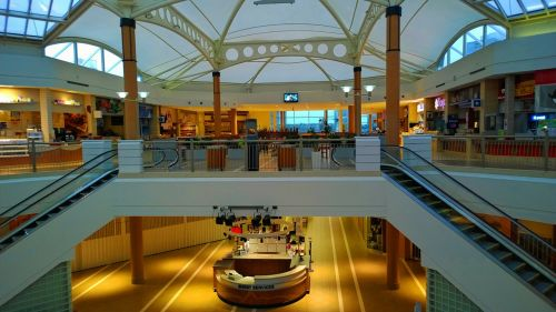 shopping mall mall vancouver