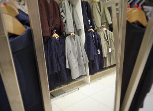 shopping shop wear clothes