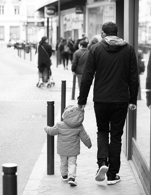 shops  shopping  walking