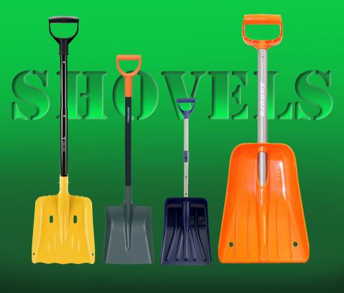 shovel construction dig