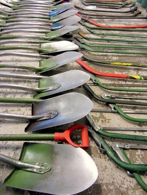 shovel saw tool