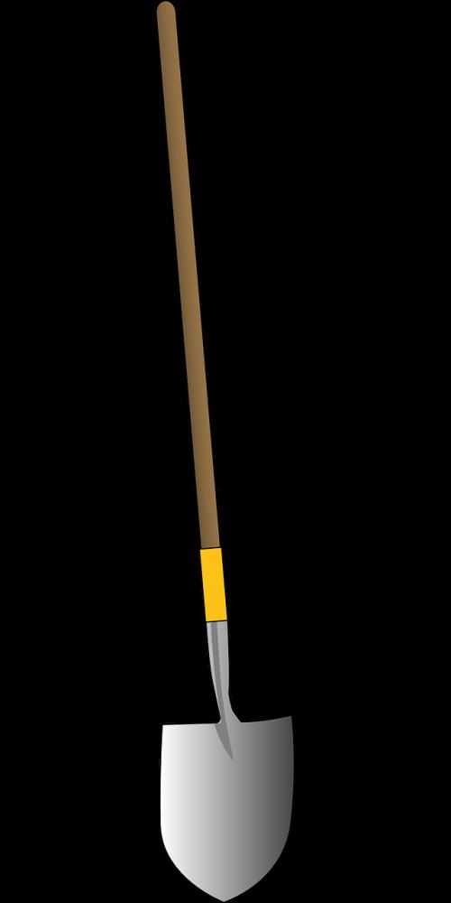 shovel digging tool