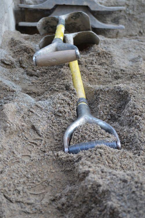 Shovels And Sand