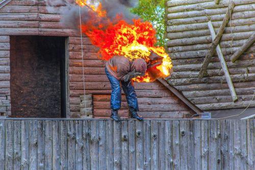 show standman fire
