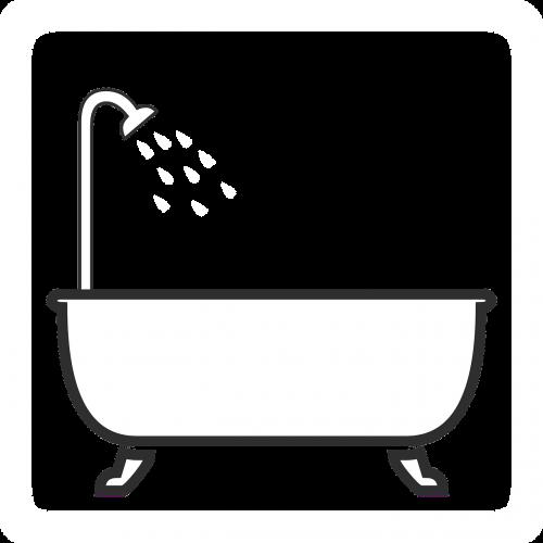 shower tub bath