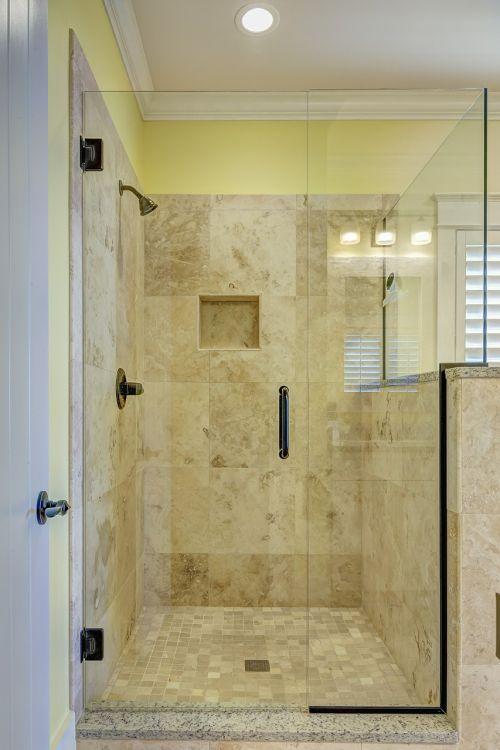 shower tile bathroom