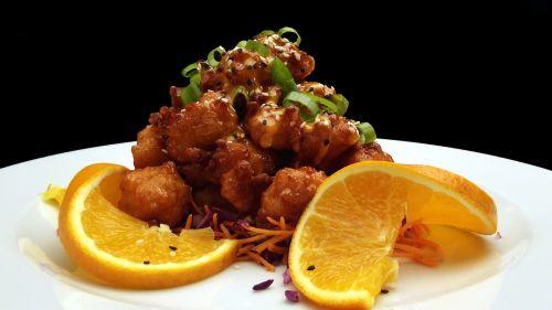 shrimp orange crustacean