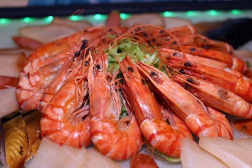shrimp starter scampi