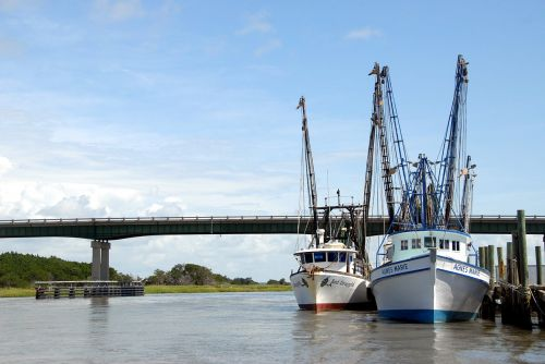 shrimp boat nets netter