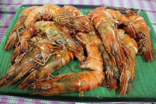 Shrimp Saute