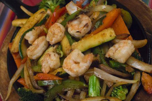 shrimps mexican food mexican