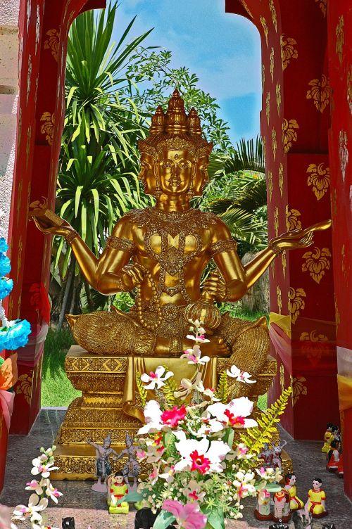 shrine deity pattaya