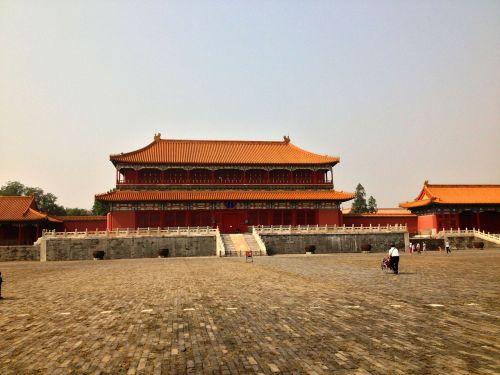 shrine forbidden palace beijing