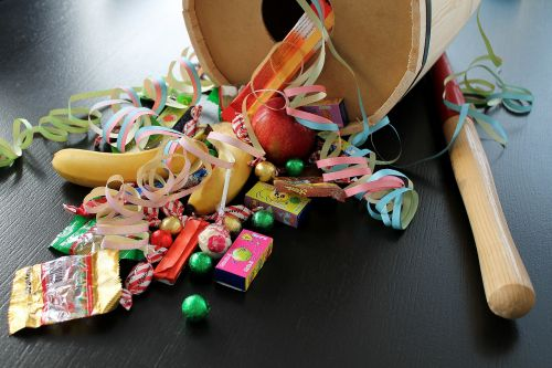 shrove tuesday,shrove barrel,barrel,candy,goodies,february,children,delights