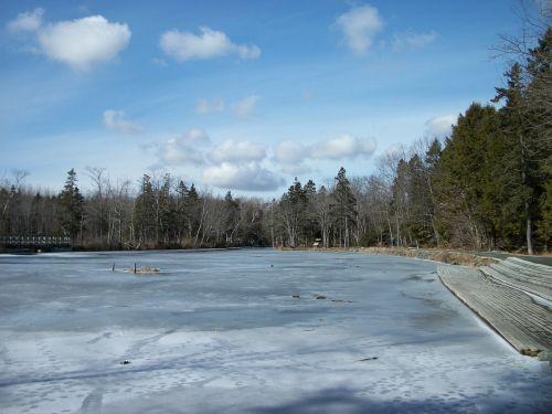 shubie park winter nova scotia