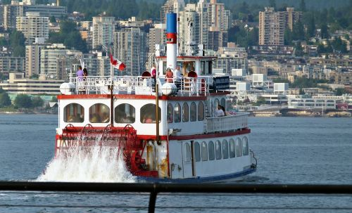 shuffle boat vancouver british columbia