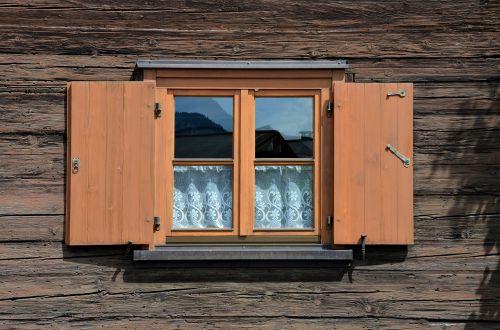 shutter farmhouse wooden windows