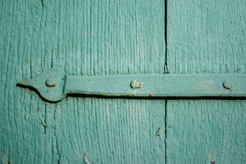 shutter wood old