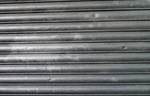 shutter door metal