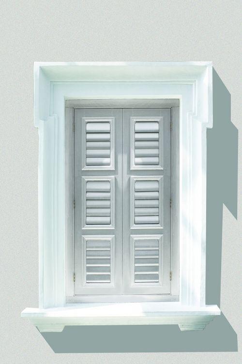 shutters window exterior