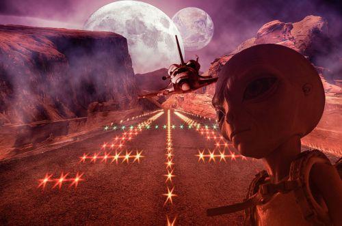 shuttle alien space shuttle