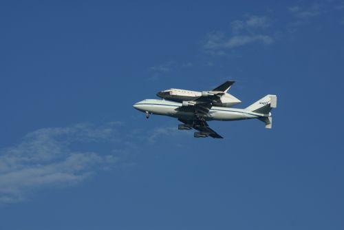 shuttle space spaceship
