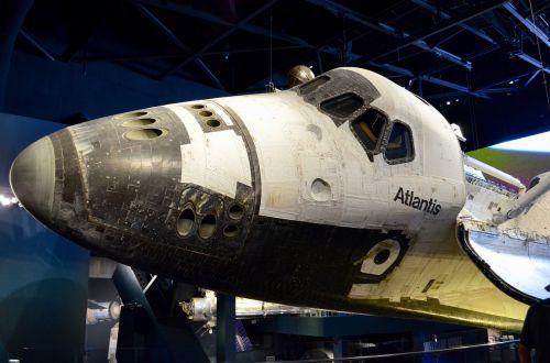 shuttle nasa cosmos