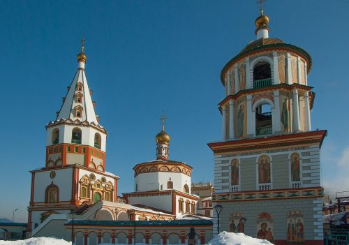 siberia irkutsk orthodox church