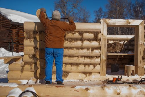 siberia irkutsk wooden house
