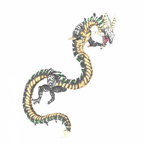 Siberian Dragon