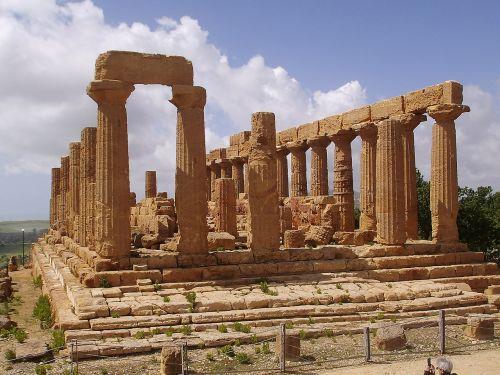 sicily temple antiquity