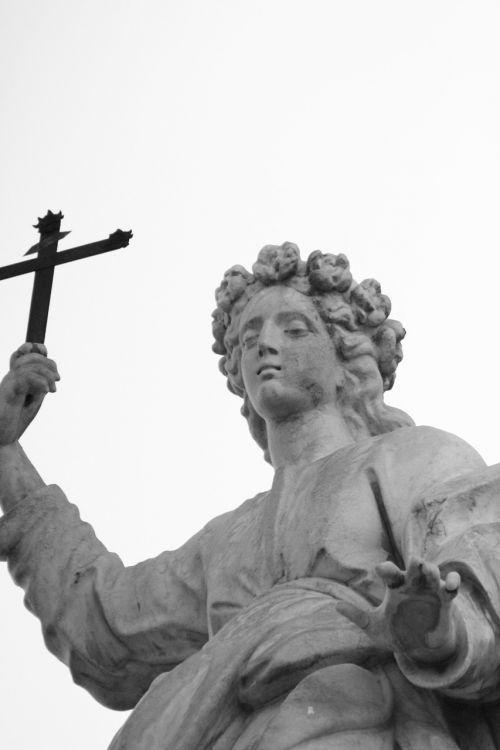 sicily palermo statue