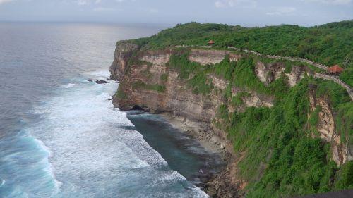 side sea wild coast