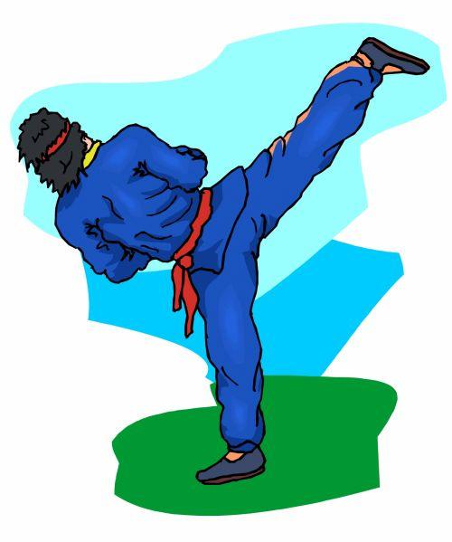 martial & nbsp, menas, ginti, kovoti, mūšis, kovoti, rankogalis, Sportas, raudona & nbsp, juosta, praktika, pratimas, traukinys, smūgis, aukštyn, šoninis smūgis