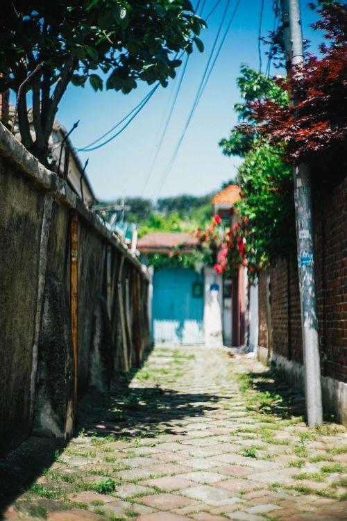 side streets gunsan gil