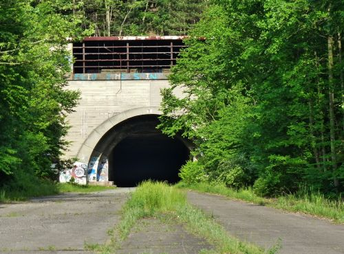 Sideling Hill Tunnel