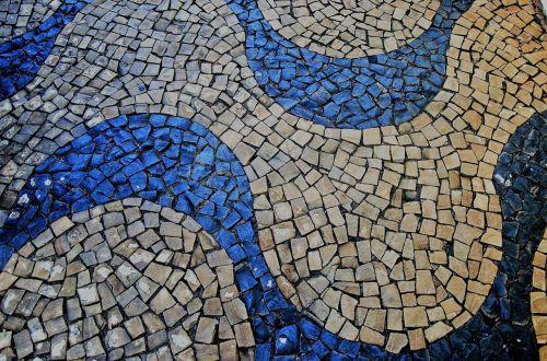 sidewalk floor ground