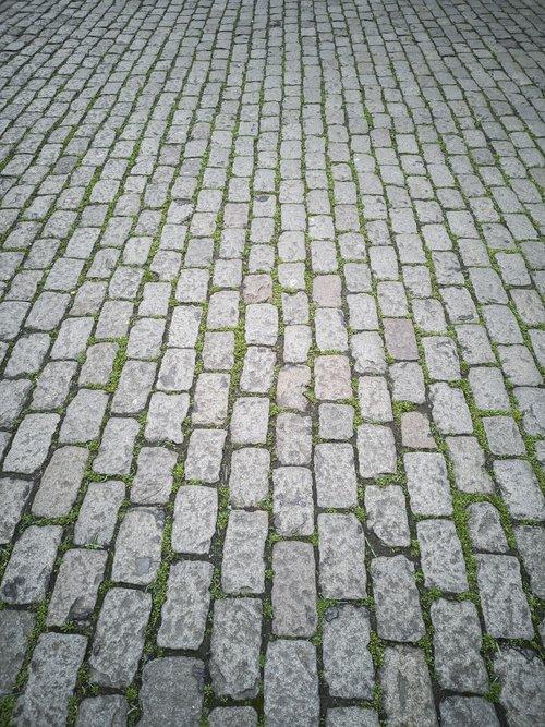 sidewalks  street  stone