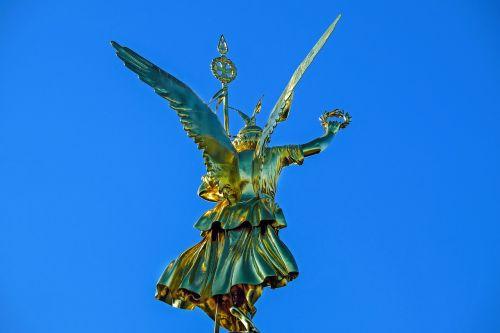 siegessäule berlin landmark