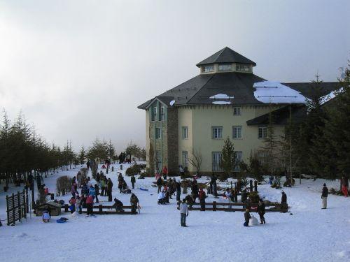 sierra nevada granada snow